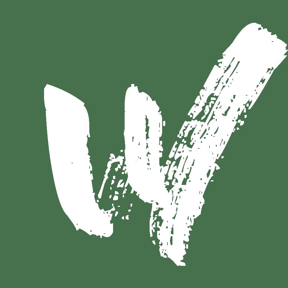 Logo Webface weiß